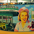 Mels Drive In by David Lee Thompson