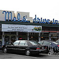 Mel's Drive-in Diner In San Francisco - 5d18012 by Wingsdomain Art and Photography