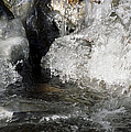Melting Ice by Patrick Kessler