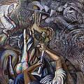 Memories Of A Carousel by Fernando Alvarez