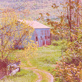 Memories Of The Farm by Karol Livote