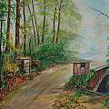 Memory Bridge 1 by Leslie Allen