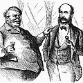 Men Drinking, 1872 by Granger
