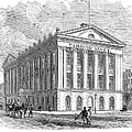 Mercantile Library, C1830 by Granger