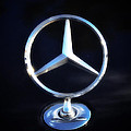 Mercedes Emblem by Bill Cannon