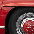 Mercedes Wheel by Jill Reger