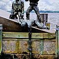 Merchant Marine by Theodore Jones