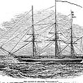 Merchant Steamship, 1844 by Granger