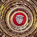 Mercury Wheel Rim by Jill Reger