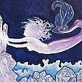 Mermaid Pink by Dave Norberg