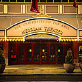 Merriam Theater by Bill Cannon