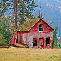 Merritt Farmhouse by Randy Harris