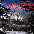 Merry Christmas From Our Home To Yours by DeeLon Merritt