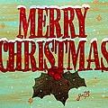 Merry Christmas by Georgeta  Blanaru