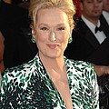 Meryl Streep At Arrivals For 16th by Everett