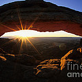 Mesa Arch Sunrise by Bob Christopher