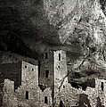 Mesa Verde - Monochrome by Ellen Heaverlo