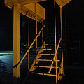 Metal Staircase by Guy Ricketts
