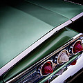 Metalic Green Impala Wing Vingage 1960 by Douglas Pittman