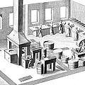 Metalworker, 18th Century by Granger
