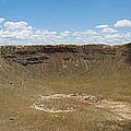 Meteor Crater by Olivier Steiner