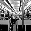 Metro Ride by Eric Tressler