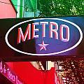Metro Star by Kathleen Grace
