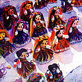 Mexican Dolls by Estela Robles