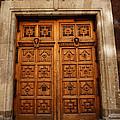 Mexican Door 10 by Xueling Zou