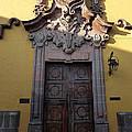 Mexican Door 28 by Xueling Zou