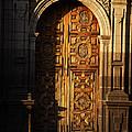 Mexican Door 31 by Xueling Zou