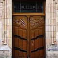 Mexican Door 33 by Xueling Zou