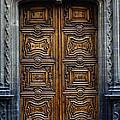 Mexican Door 4 by Xueling Zou