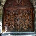 Mexican Door 47 by Xueling Zou