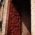 Mexican Door 49 by Xueling Zou
