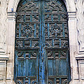 Mexican Door 6 by Xueling Zou