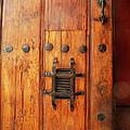 Mexican Door Decor 10  by Xueling Zou