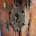 Mexican Door Decor 7   by Xueling Zou