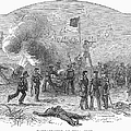 Mexican War: Vera Cruz by Granger