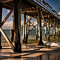 Mexico Beach Pier by Susan Cliett