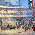 Mexico: Bullfight, 1833 by Granger