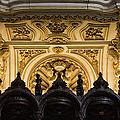 Mezquita Cathedral Choir Stalls Details by Artur Bogacki