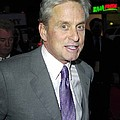 Michael Douglas At A Hand And Footprint by Everett