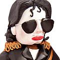 Michael Jackson by Louisa Houchen