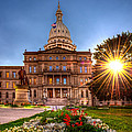 Michigan Capitol - Hdr - 2 by Larry Carr