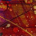 Mickey's Triptych - Cosmos II by Angela L Walker