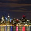 Mid Town Manhattan by Shabdro Photo