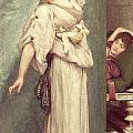 Midday Slumbers  by Sir Lawrence Alma-Tadema