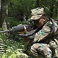 Midshipman Participates In A Combat by Stocktrek Images