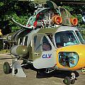 Mil Mi-2 Hoplite by Tim Beach
